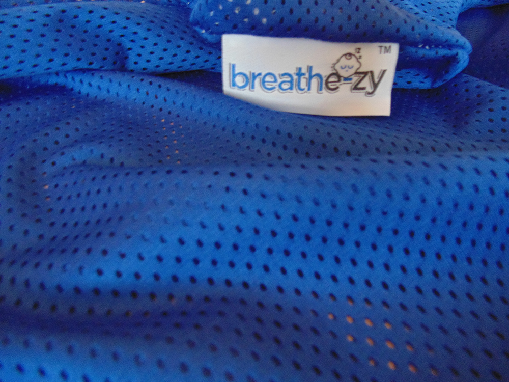 Travel Breathe Zy Epilepsy Anti Suffocation Pillow